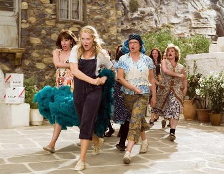 Mamma Mia dance