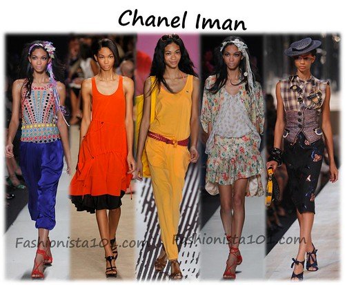 chanel iman by you.