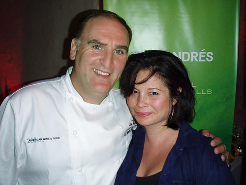 Jose Andres and Jo Stougaard MyLastBite.com