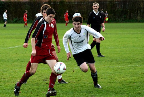 Men's Football vs. Sheffield Hallam, 12.11.2008, photo by Alexandru Hristea (7)