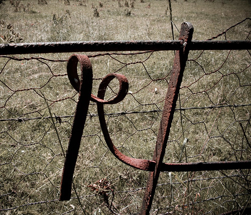 Knot Fence