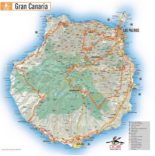 Nos vamos a Gran Canaria!!!