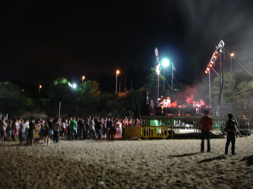 Oropesa beach festival