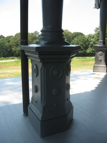 Front Porch Column - Base Detail
