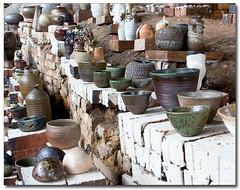 Brick and Clay Display 5 - LS