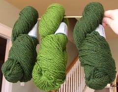 PF - (2) Hemlock, shaba green