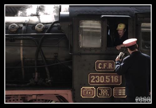 Locomotivă cu aburi
