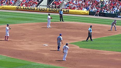 Cubs on Base