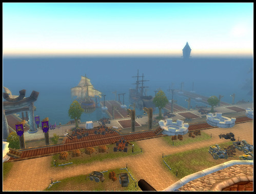 Stormwind Harbor
