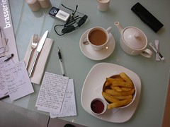 Tea, Chips and Writing