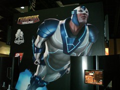 Champions Booth