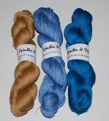 Lace yarn, suri alpaca/merino/silk