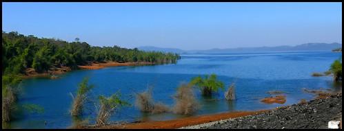 Landscape - Dam