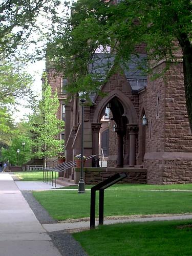 College Row-Wesleyan CT
