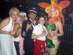 underdog halloween party