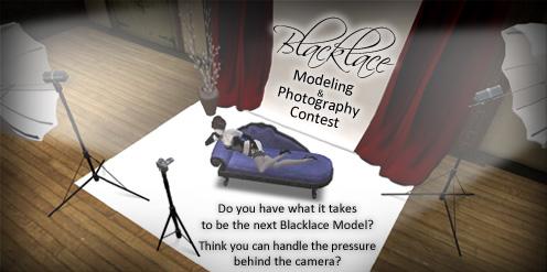 Blacklace Model Contest