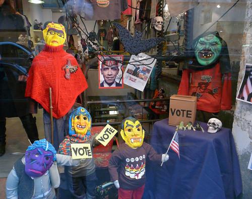 Vote, vote, vote