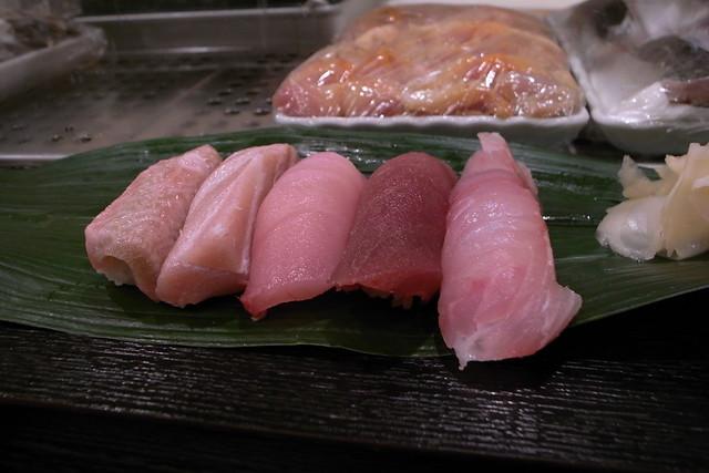 Sushi - Tuna Spectrum