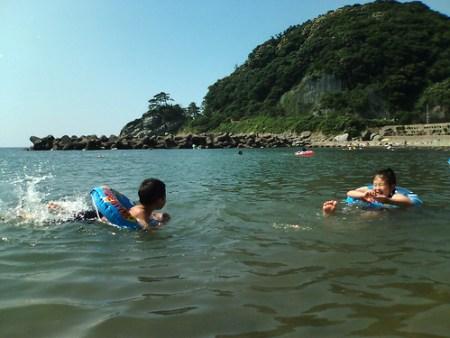 2008.07.21 福井市大味海水浴場