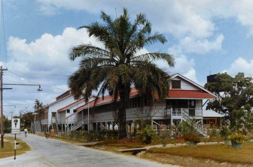 Watooka Day School, Watooka, MacKenzie, Guyana