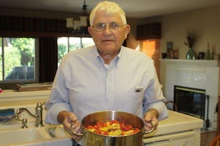 Grandpa's Seven Layer Dinner
