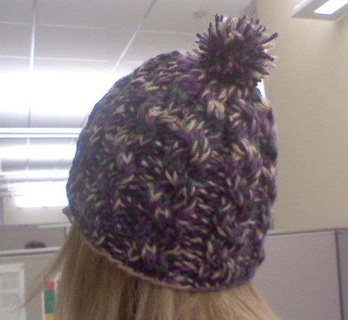 Hilary's Hat- finis!