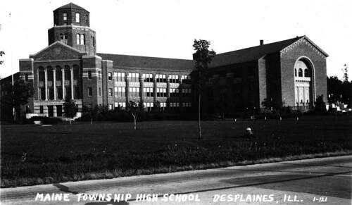 Maine East High School Mark Krajewski