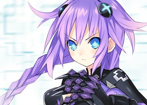 Original artwork of Purple Heart (Neptune)