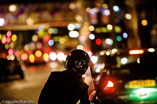 The City Night Lights