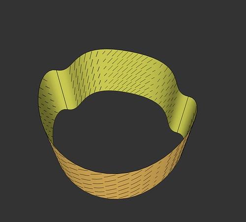 Convex1toruscharfoln