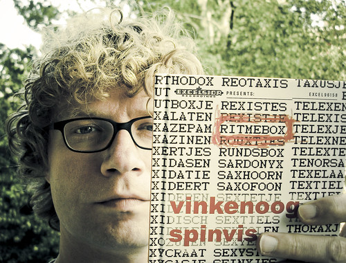 Ritmebox - Vinkenoog / Spinvis