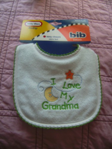 Bib by you.