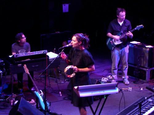 Stereolab at the 9:30 Club