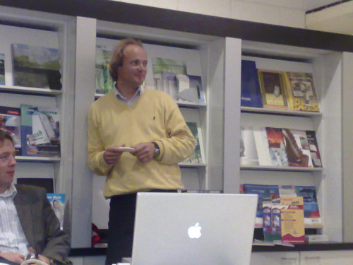 Raymond Witvoet van Syntens over model van Jung