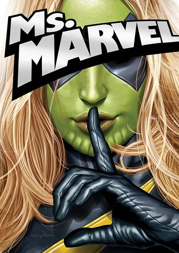 Ms. Marvel Skrull
