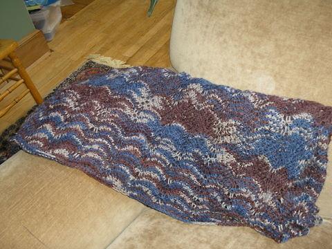 Mountain Blanket