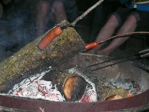 weiner roast
