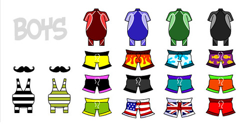 Planet Cazmo - Boys Bathing Suits by Cazmo Ambassador.