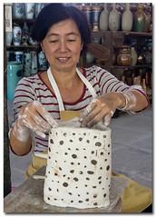 Yulianti handbuilding