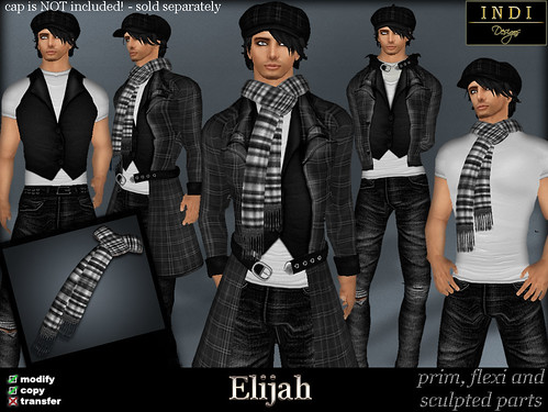 Elijah (black)