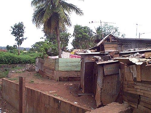 Mayotte, Mamoudzou, Kaweni