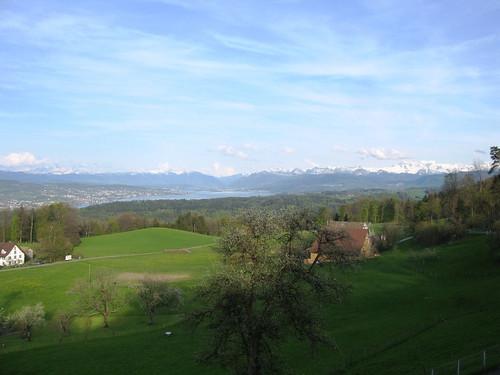 Schweizer Ansichten im Mai 01