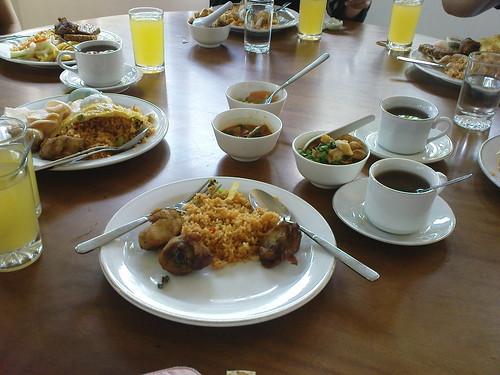Klub Bunga - Breakfast