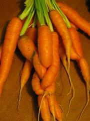 carrot braid