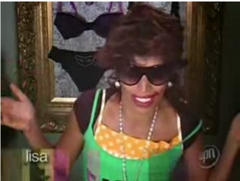 Crazy Lisa