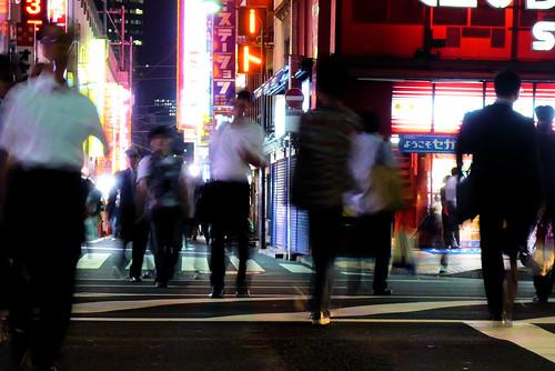 Akihabara ghosts