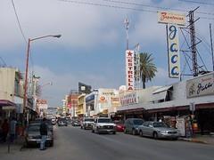 Downtown Nuevo Laredo