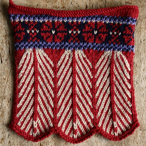 *blink*  SOLD!  You get 7 Fair Isle patterns with this - it is a collection of patterns for one VERY reasonable price!  You must check it out!