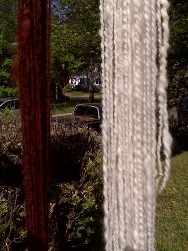 Blocking Yarn
