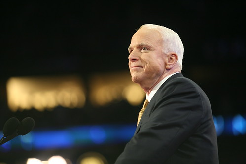 Sen. John McCain by NewsHour.